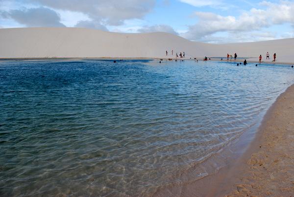 Lençóis Maranhenses | Lagoa Bonita 1