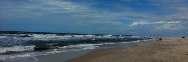 Lençóis Maranhenses | Mar em Caburé