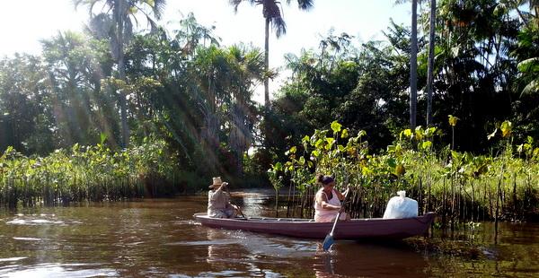 Lençóis Maranhenses | Rio Preguiças