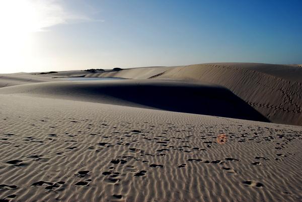 Lençóis Maranhenses | dunas