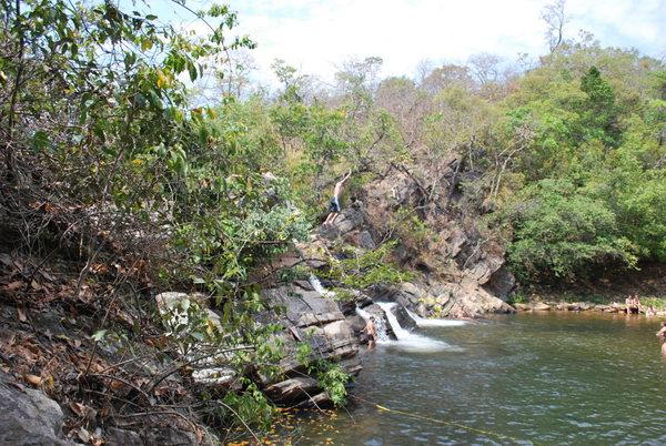 Pirenópolis | Cachoeira das Araras 2