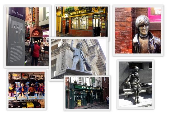 Liverpool | Mathew Street