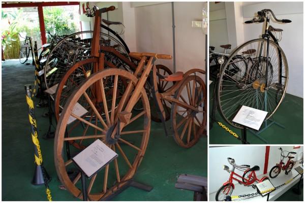 Museu Rodas do Tempo | Bicicletas