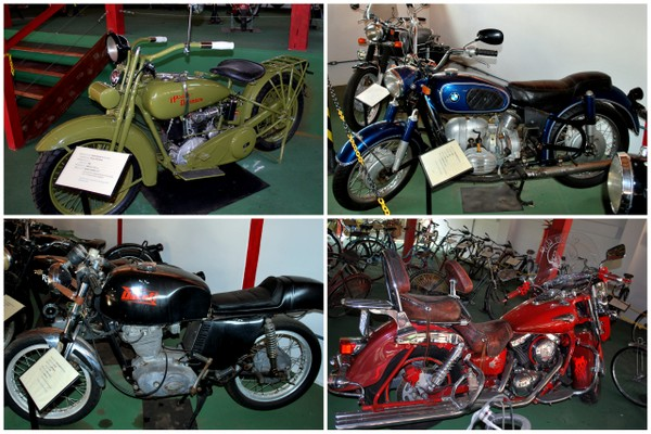 Museu Rodas do Tempo | Motos