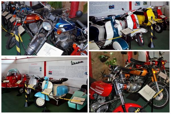 Museu Rodas do Tempo | Scooters e Japonesas