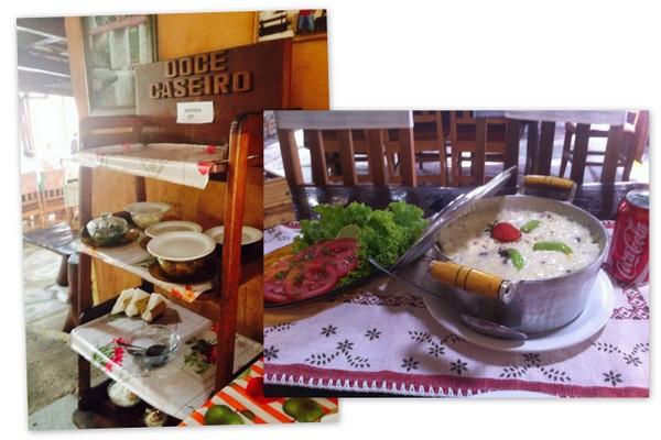 Restaurante Dona Cida | Pirenópolis
