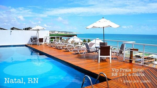 Vip Praia Hotel | Natal, RN