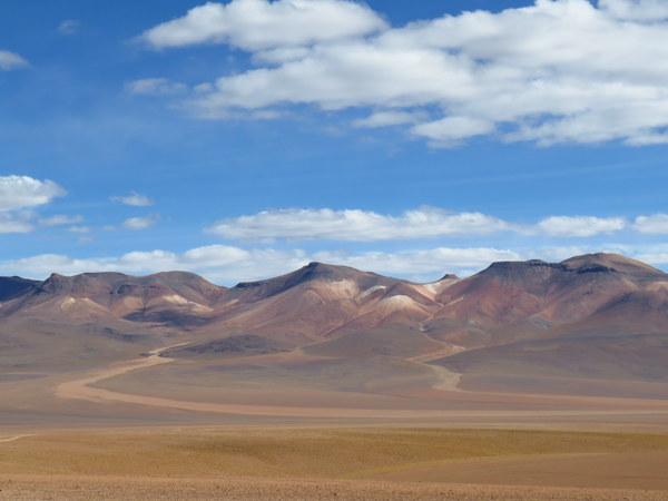 2º dia - Deserto Siloli e Arbol de Piedra