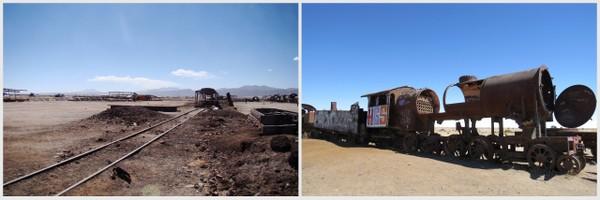 Cemitério de Trens | Salar de Uyuni