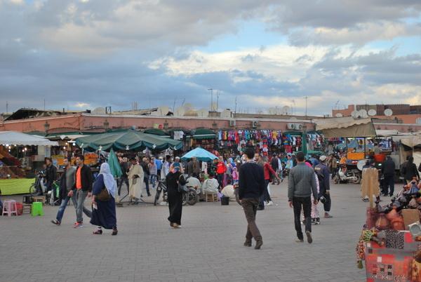 Ruas de Marrakesh 2 | Marrocos