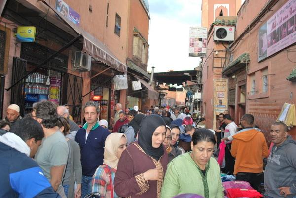 Ruas de Marrakesh | Marrocos