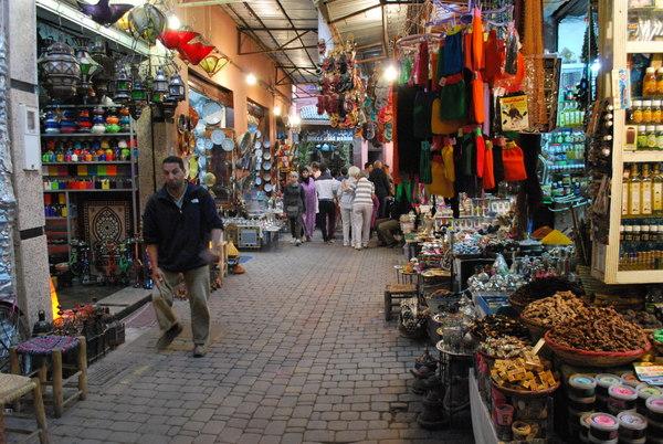 Mercado de Marrakesh | Marrocos