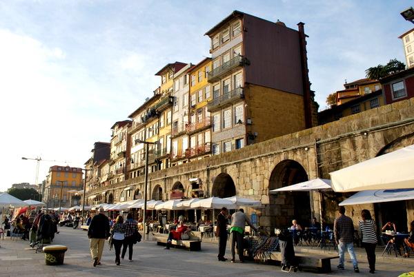 A cidade de Porto