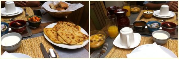 Riad De Vinci | O café da manhã
