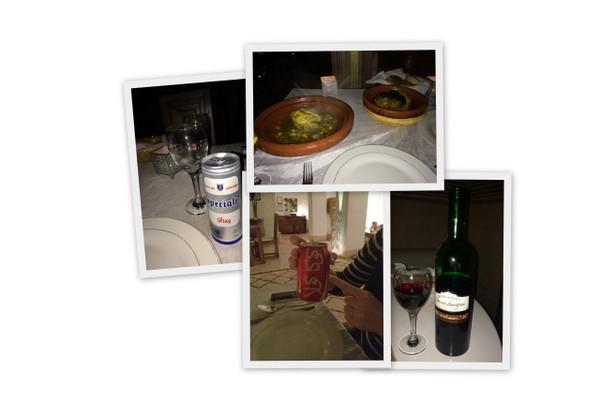 Riad De Vinci | O jantar