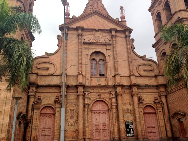 Santa Cruz de La Sierra - Bazilica Mayor de San Lorenzo