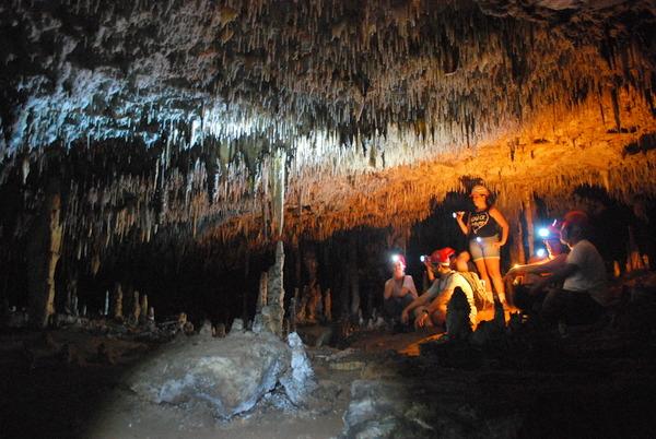 Caverna Angélica | Salão dos Canudos