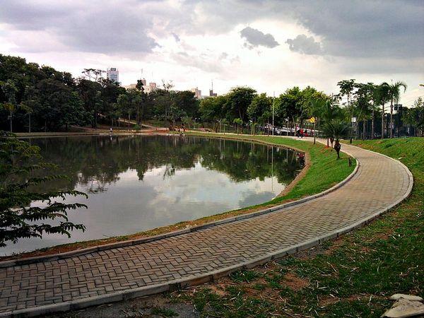 Parque Areião | Goiânia