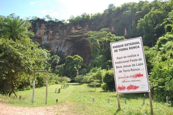 Parque Estadual de Terra Ronca