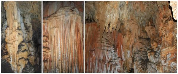 Caverna Angélica | Salão das Cortinas