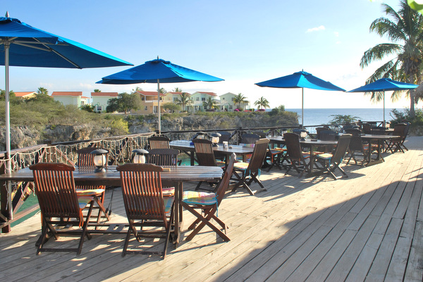 Restaurante | Lagun Ocean Resort | Curaçao