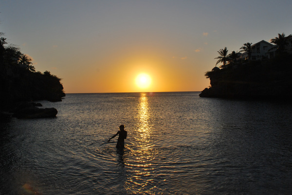 Pôr do sol | Playa de Lagun | Curaçao 2