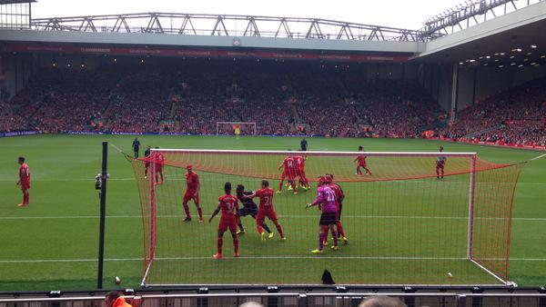 Anfield Stadium   Localização Privilegiada