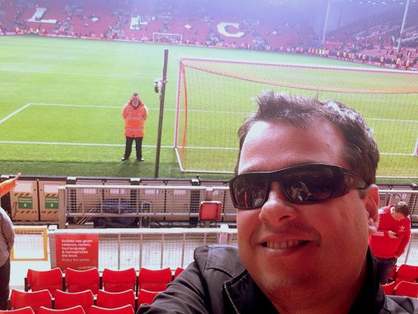 Anfield Stadium | Steward