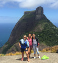 Rio de Janeiro: Trilha da Pedra Bonita