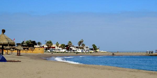 A praia de Arica | Chile