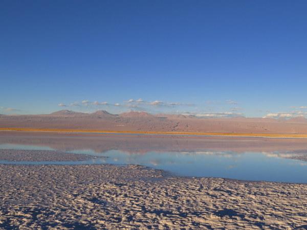 A Laguna Tebinquiche