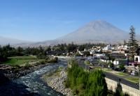 Mochilão pela América do Sul: Arequipa