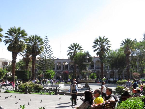 Arequipa | Plaza de Armas