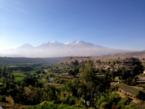 Arequipa | Vulcoes