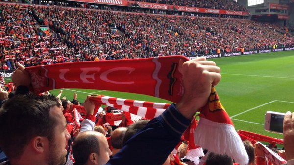 Liverpool   Anfield Stadium 3