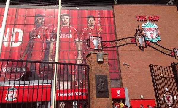 Liverpool   Anfield Stadium 4
