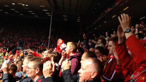 Liverpool   Anfield Stadium 5