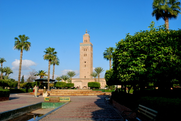 Marrakech | Kotubia 2
