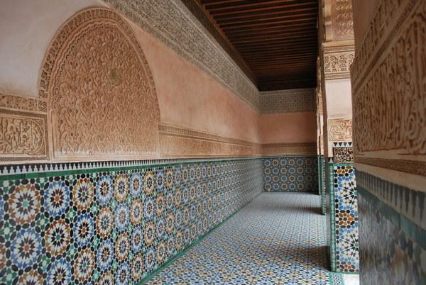 Marrakech | Medersa 1