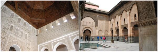 Marrakech | Medersa 3