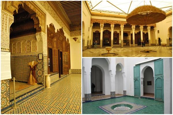 Marrakech | Museu Dar si Said