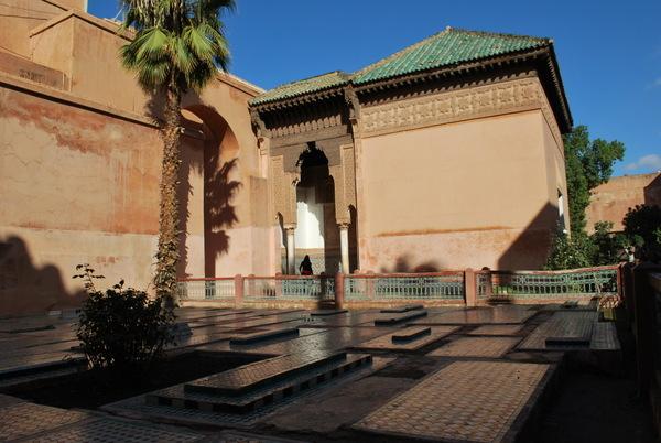 Marrakech | Tumba Saadinas 1