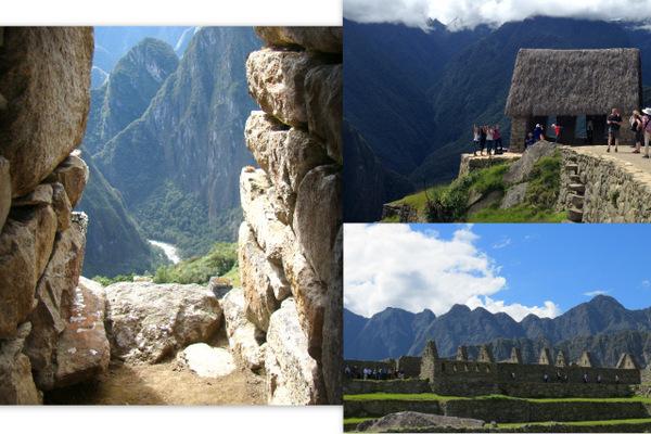 Machu Picchu | Mosaico