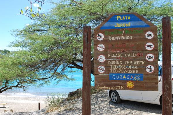 Playa de Jeremi | Curaçao | Caribe