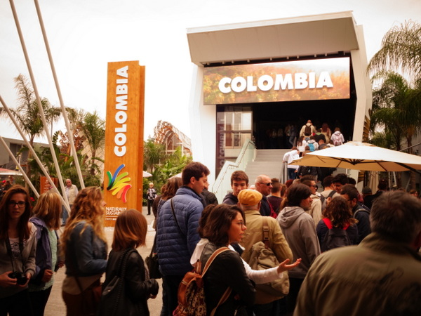 Expo Milan 2015 | Colombia Pavilion