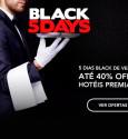 Black Five Days: a Black Friday do Zarpo