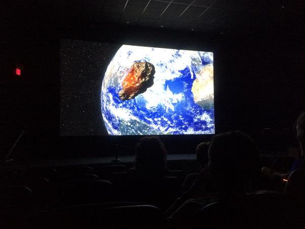 Cratera do Meteoro | Arizona | Cinema
