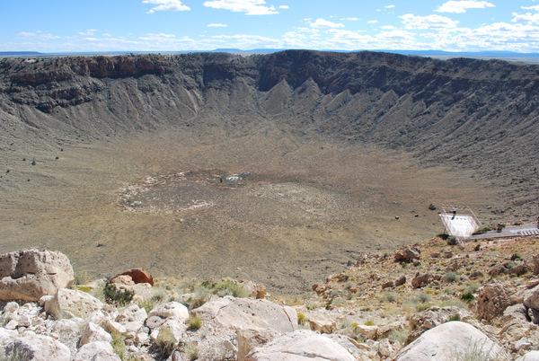 Cratera do Meteoro   Arizona