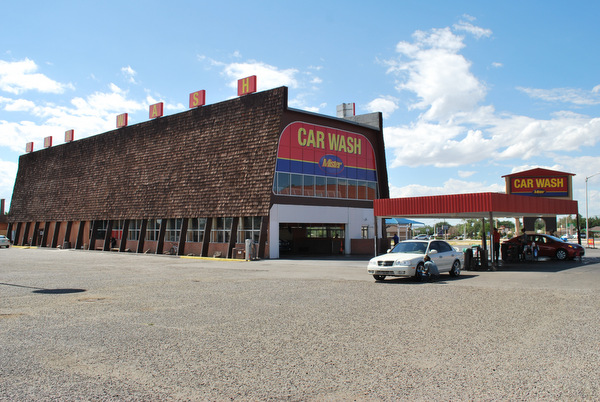 Mister Car Wash | Octopus Car Wash | Albuquerque