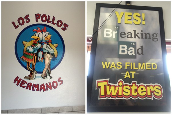 Breaking Bad Tour | Los Pollos Hermanos 2